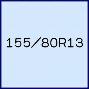 155/80R13