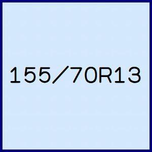 155/70R13