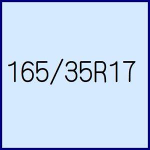 165/35R17