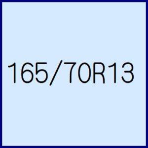165/70R13