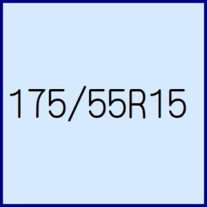 175/55R15