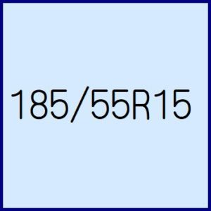 185/55R15