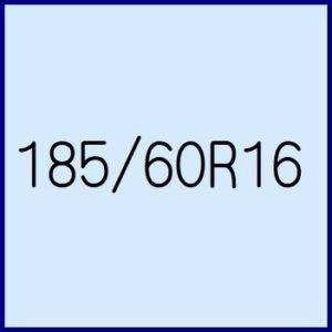 185/60R16