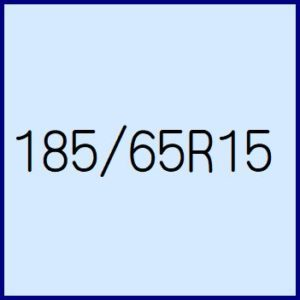 185/65R15