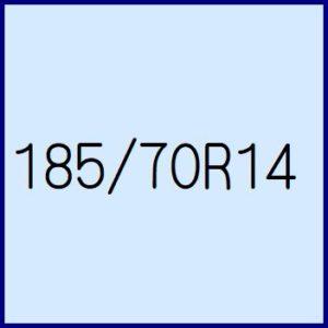 185/70R14