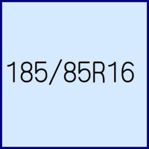185/85R16