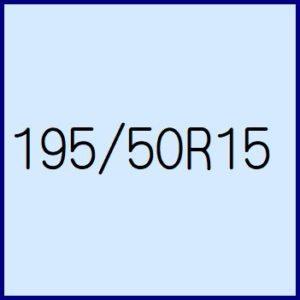 195/50R15