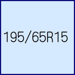 195/65R15