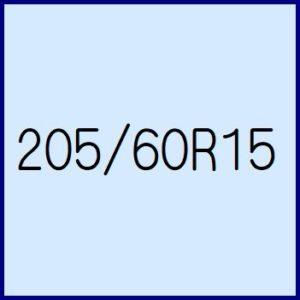 205/60R15