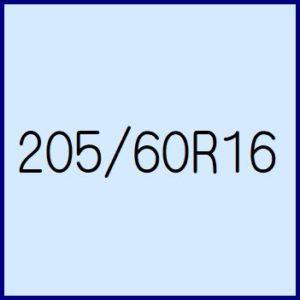 205/60R16