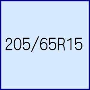 205/65R15