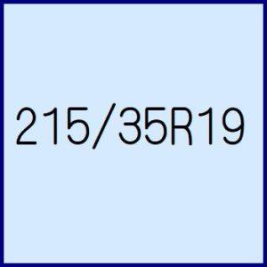 215/35R19