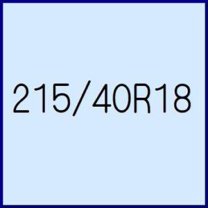 215/40R18