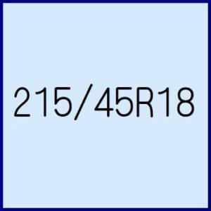 215/45R18