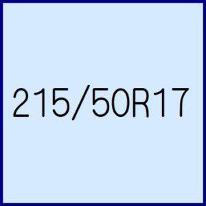 215/50R17