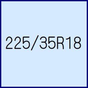 225/35R18