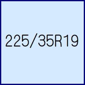 225/35R19