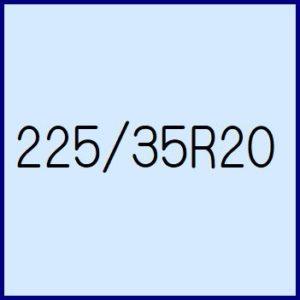 225/35R20