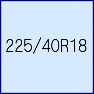 225/40R18