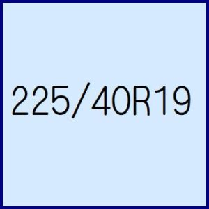 225/40R19