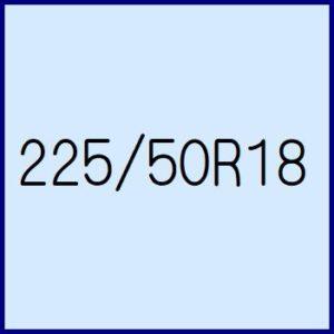 225/50R18