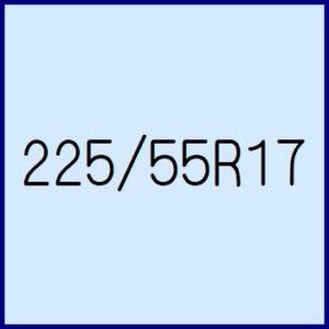 225/55R17