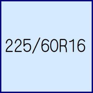 225/60R16