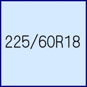225/60R18