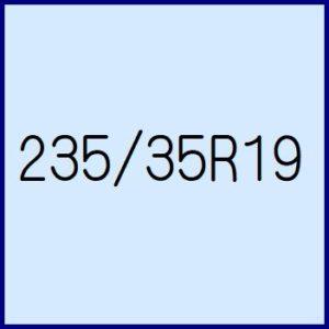 235/35R19