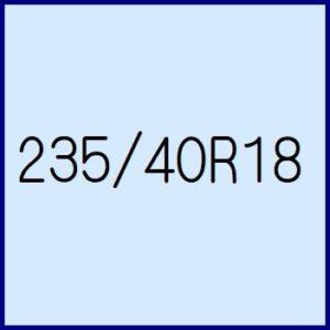 235/40R18