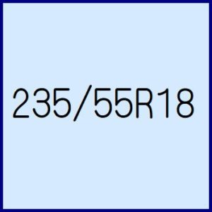 235/55R18