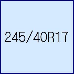 245/40R17
