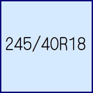245/40R18