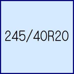 245/40R20