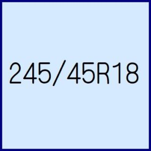 245/45R18