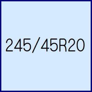 245/45R20