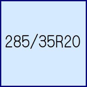 285/35R20