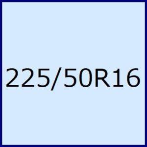 225/50R16