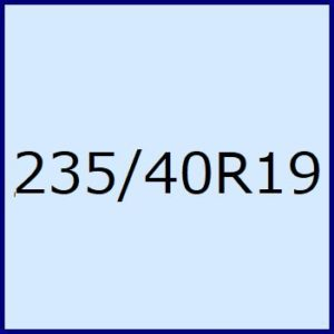 235/40R19